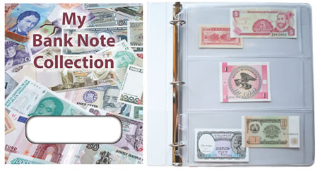 Banknote Collecting Kit