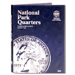 National Park Quarters Coin Folder Vol 1