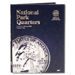 National Park Quarters Coin Folder Vol 2