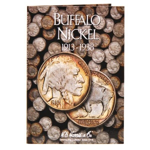 Buffalo Nickel Folder 1913-1938