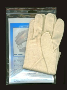 Cotton Coin Gloves From Lighthouse