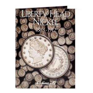 Liberty Head Nickel Folder
