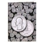 Washingon Quarter Folder 1932-1947