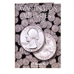 Washingon Quarter Folder 1965-1987
