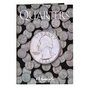 Washington Quarter Folder - Blank