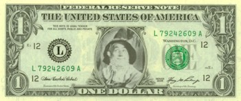 Scarecrow Personality Dollar