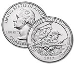 2017-P George Rogers Clark Park Quarter - Uncirculated