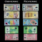 Polymer Banknote Collection
