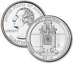 2010-D Hot Springs National Park Quarter - Uncirculated