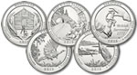 2015 National Park Quarter Set P&D